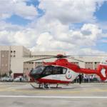 Медицинская авиация в Азербайджане