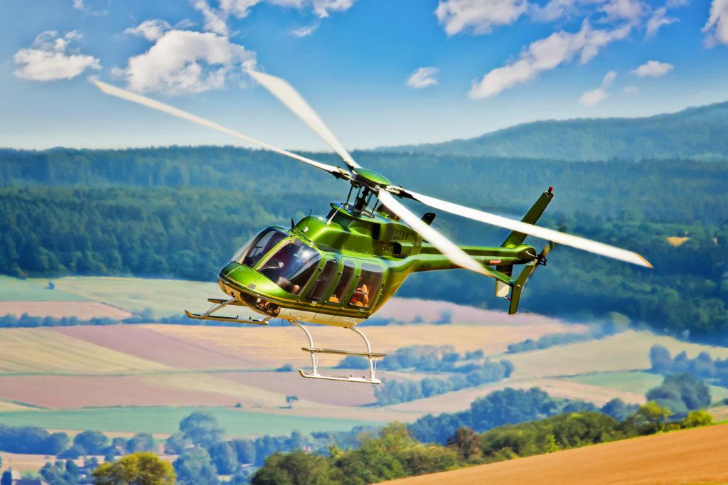 Полетаем на вертолете?