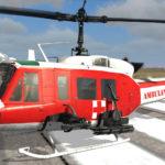 (Русский) Медицинская авиация в Азербайджане