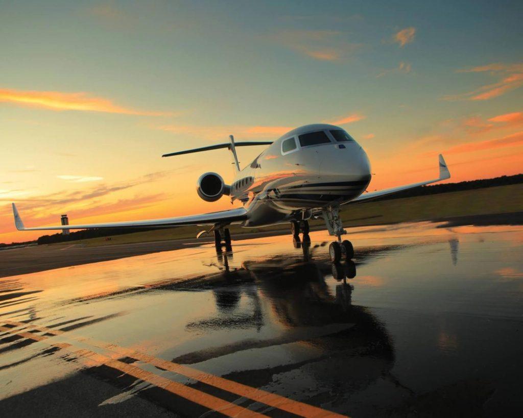 Особенности аренды частного самолета