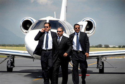 Деловая авиация Азербайджана: небо в ваших руках!