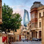 [:ru]Путешествие в Азербайджан, старый Баку[:]
