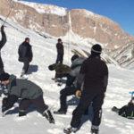 Qubada itkin düşmüş alpinistlərin axtarışı davam edir - FOTO